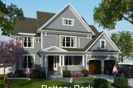 Battery Park 28 | SemiCustomHomesYouCanCustomize.com