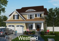 New Home To Be Built on 9000sf Flat lot -Bethesda Whitman/Pyle