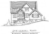 6918 Churchill Rd. McLean New Home to be Built $1.38M
