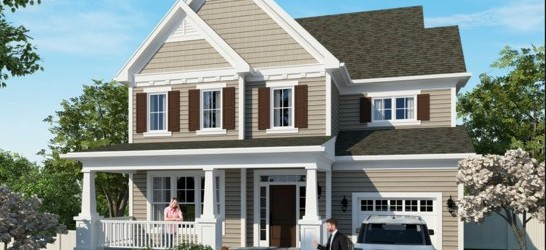 9436 Rosehill Drive Bethesda New Home To Be Built